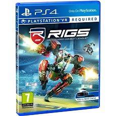 PS4 - R.I.G.S. Mechanized Combat League - Konsolenspiel