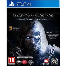 Middle Earth: Shadow of Mordor Game of The Year Edition - PS4 - Konsolenspiel