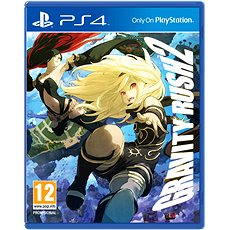 PS4 - Gravity Rush 2 - Konsolenspiel