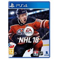 NHL 18 - PS4 - Konsolenspiel