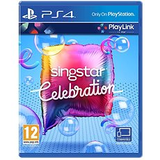 Singstar Celebration - PS4 - Konsolenspiel