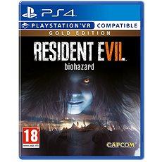Resident Evil 7: Biohazard Gold Edition - PS4 - Konsolenspiel