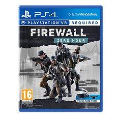 Firewall Zero Hour - PS4 VR - Konsolenspiel