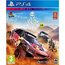 Dakar 18 - PS4 - Konsolenspiel