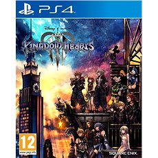 Kingdom Hearts 3 - PS4 - Konsolenspiel
