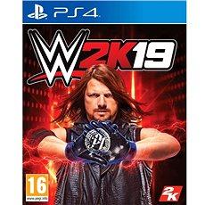 WWE 2K19 - PS4 - Konsolenspiel