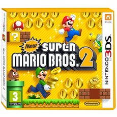New Super Mario Bros. 2 - Nintendo 3DS - Konsolenspiel