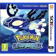 Pokemon Alpha Saphir - Nintendo 3DS - Konsolenspiel