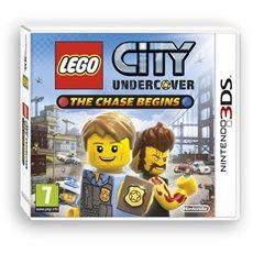 LEGO® City Undercover: The Chase Begins - Nintendo 3DS - Konsolenspiel