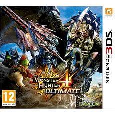 Monster Hunter 4 Ultimate - Nintendo 3DS - Konsolenspiel