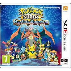 Pokémon Super Mystery Dungeon - Nintendo 3DS - Konsolenspiel