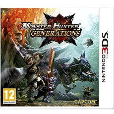 Monster Hunter Generations - Nintendo 3DS - Konsolenspiel