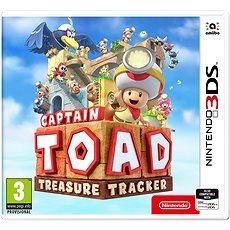 Kapitän Toad: Treasure Tracker - Nintendo 3DS - Konsolenspiel