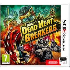 Dillons Dead-Heat Breakers - Nintendo 3DS - Konsolenspiel