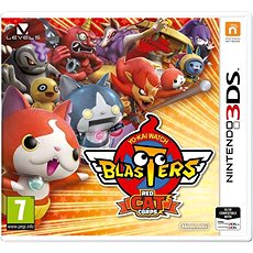 YO-KAI WATCH Blaster Red Cat - Nintendo 3DS - Konsolenspiel