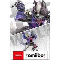 Amiibo Smash Wolf 65 - Spielfigur