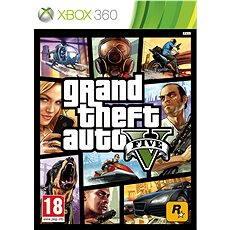 Grand Theft Auto V (GTA 5) - Xbox 360 - Konsolenspiel