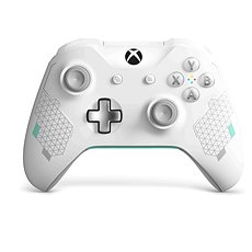 Xbox One Wireless Controller Sport White - Gamepad