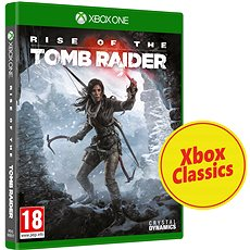 Rise of the Tomb Raider - Xbox One - Konsolenspiel