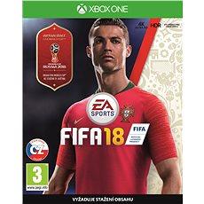 FIFA 18 - Xbox One - Konsolenspiel