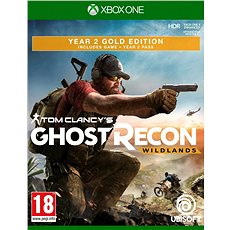 Tom Clancys Geisterrecon: Wildlands Gold Edition Jahr 2 - Xbox One - Konsolenspiel