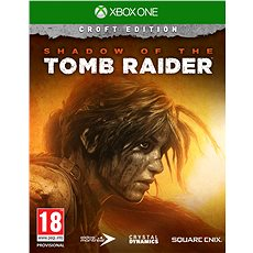 Shadow of the Tomb Raider Croft Edition - Xbox One - Konsolenspiel