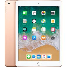 Apple iPad 128 GB WiFi Gold 2018 - Tablet