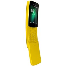 Nokia 8110 4G Yellow Dual SIM - Handy
