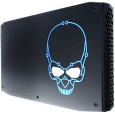 Intel NUC NUC8I7HVK - Mini-PC