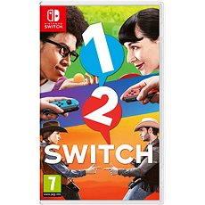 1 2 Switch - Nintendo Switch - Konsolenspiel
