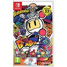 Super Bomberman R - Nintendo-Switch - Konsolenspiel
