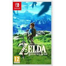The Legend of Zelda: Breath of the Wild - Nintendo-Switch - Konsolenspiel
