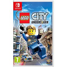LEGO City: Undercover - Nintendo Switch - Konsolenspiel