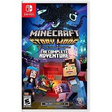Minecraft Story Mode: The Complete Adventure - Nintendo Switch - Konsolenspiel