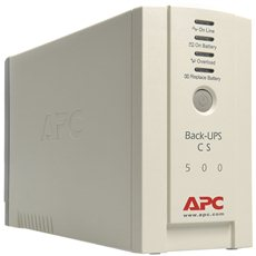 APC Back-UPS CS 500I, USB - Backup-Stromversorgung