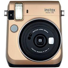 Fujifilm Instax Mini 70 gold - Sofortbildkamera