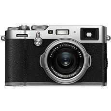 Fujifilm FinePix X100F silber - Digitalkamera
