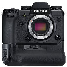 Fujifilm X-H1 schwarz + Griff VPB-XH1 - Digitalkamera