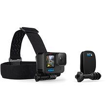 GoPro Kopfband + Quickclip - Halterung