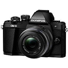 Olympus E-M10 Mark II black/black + 14-42 mm II R - Digitalkamera