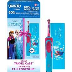 Oral-B Vitality Frozen + Reiseetui - Elektrische Zahnbürste