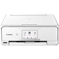 Canon PIXMA TS8151 Weiß - Tintenstrahldrucker