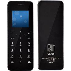 Pelitt BT1 Glass Schwarz - Handy