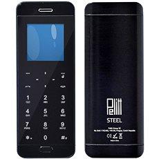Pelitt BT1 Steel Schwarz - Handy