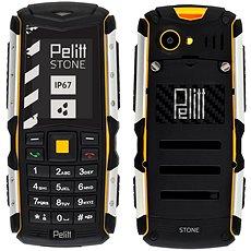 Pelitt Stone Schwarz-Gelb - Handy