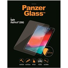"PanzerGlass Edge-to-Edge für Apple iPad 11 ""(2018) Klar - Schutzglas"