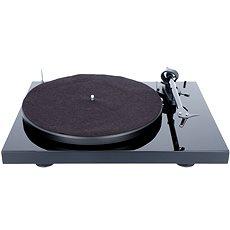 Pro-Ject Debut Carbon DC + OM10 - schwarz - Plattenspieler