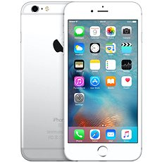iPhone 6s Plus 128GB - Silber - Handy