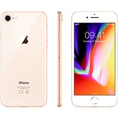 iPhone 8 256 GB Gold - Handy