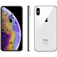 iPhone Xs 64 GB Silber - Handy